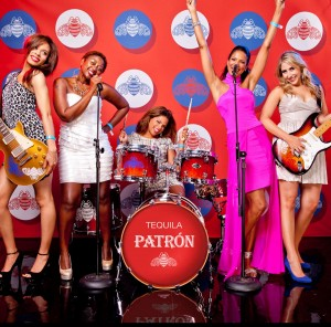 Patron-Pop-Band
